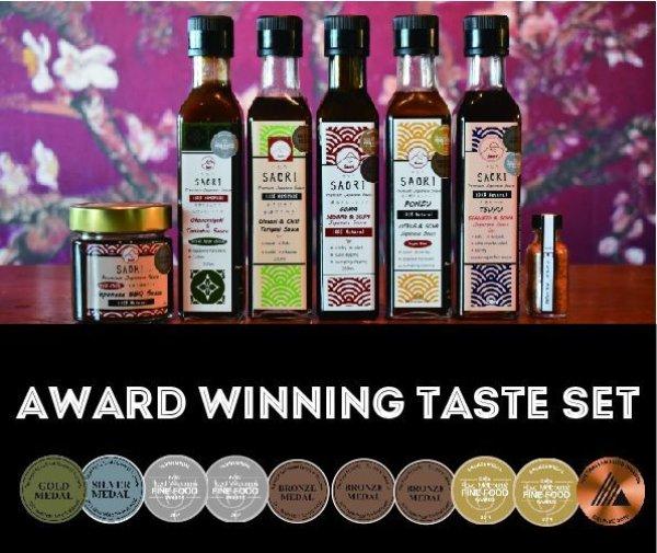 Photo1: Award Winning Taste Set  (1)